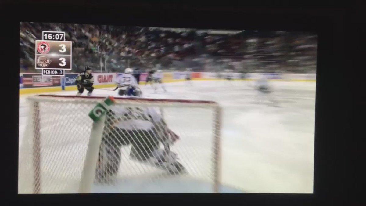 VIDEO: Tom Sestito goal 5-11 at Hershey: https://t.co/LzHVPni41X