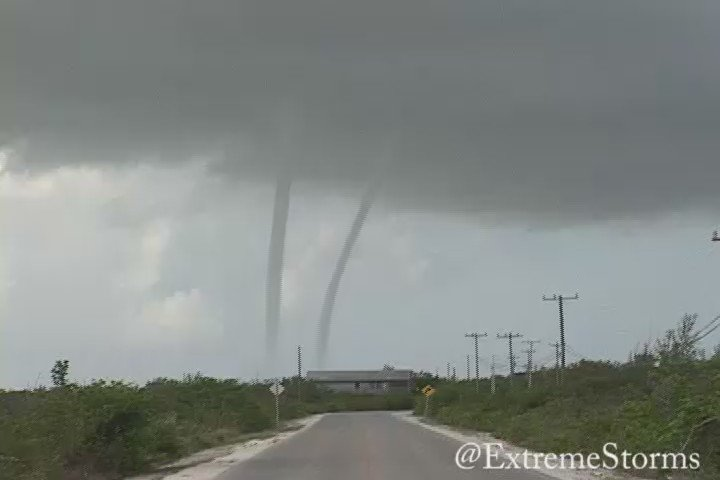 When was the last time you saw this? Two waterspouts cross timelapse https://t.co/F8SWQtcXRy