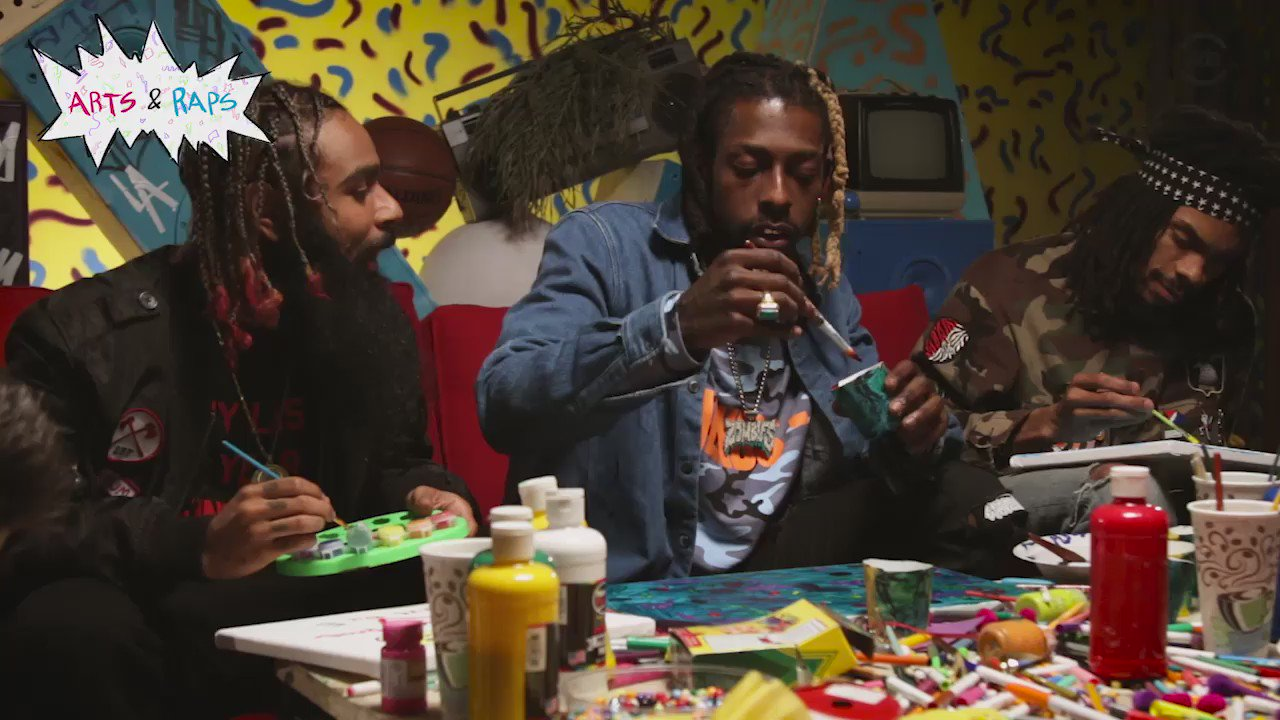 "RT @AllDefDigital: ""Can y'all help me spell the word earth?"" 😂 #ArtsNRaps ft. @FlatbushZombies  Watch more: https://t.co/mmuTFmZn4g https:/…"