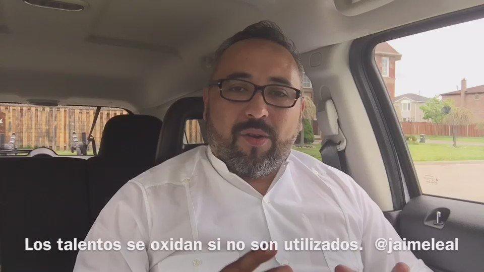 Si no usas los talentos de tu equipo, terminarán por oxidarse. #salarioemocional #jaimeleal #guayaquil https://t.co/Go3o53Opny