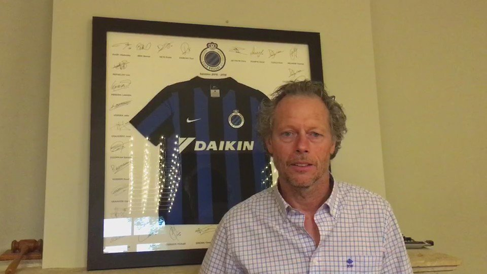 De beslissing is gemaakt, Michel Preud'homme blijft! #MichelResteAvecNous https://t.co/sWVNRtMLIN