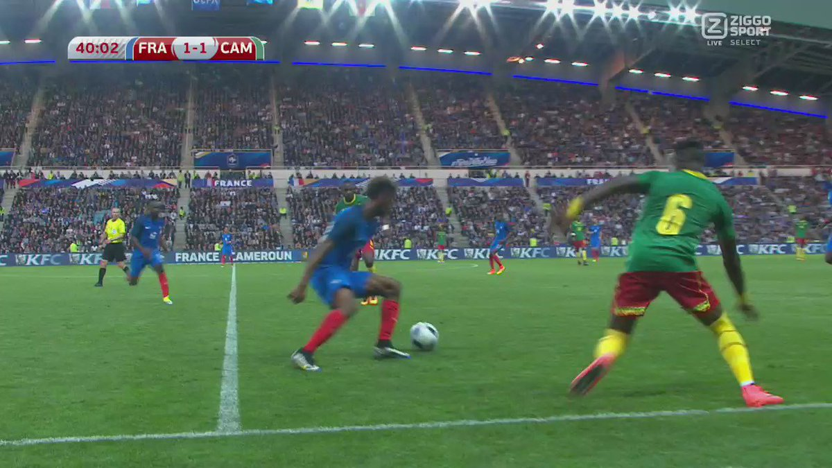 A ball so good it looks like a trailer for FIFA 20.