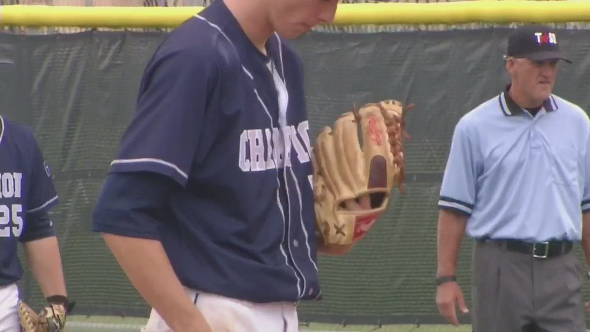 Don't miss our story tonight about the @ChargerBSB baseball team on @KABBFOX29 at 9:45p!