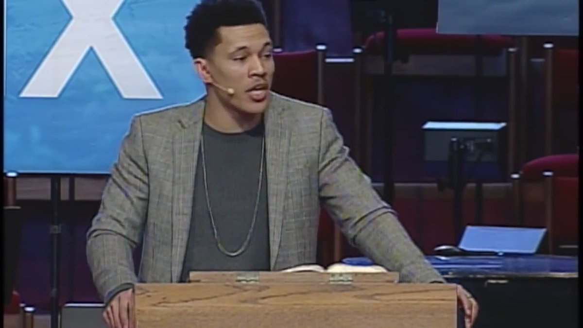 Brothers, it is not heroic to lead others at the expense of your soul.  —@TripLee https://t.co/vMYF2jXh03