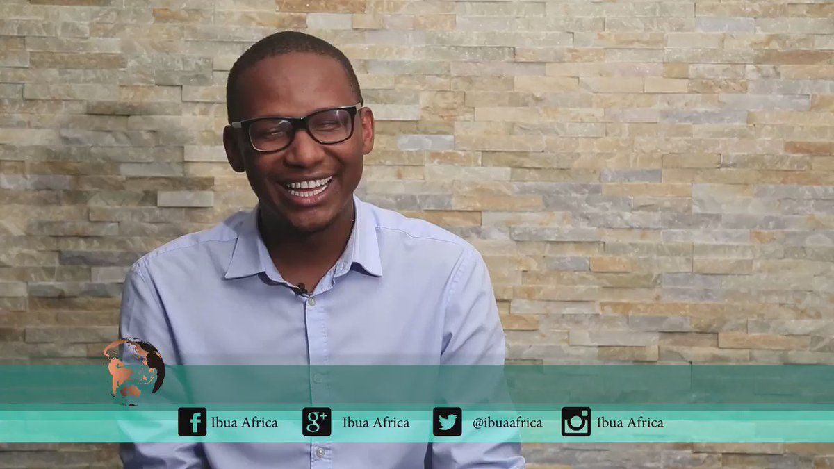 This week on #IbuaAfrica we host @OloskyTheBrand MW Fellow 2014 & Co-Founder Chromatic Pictures. https://t.co/nwvZUTAtzn