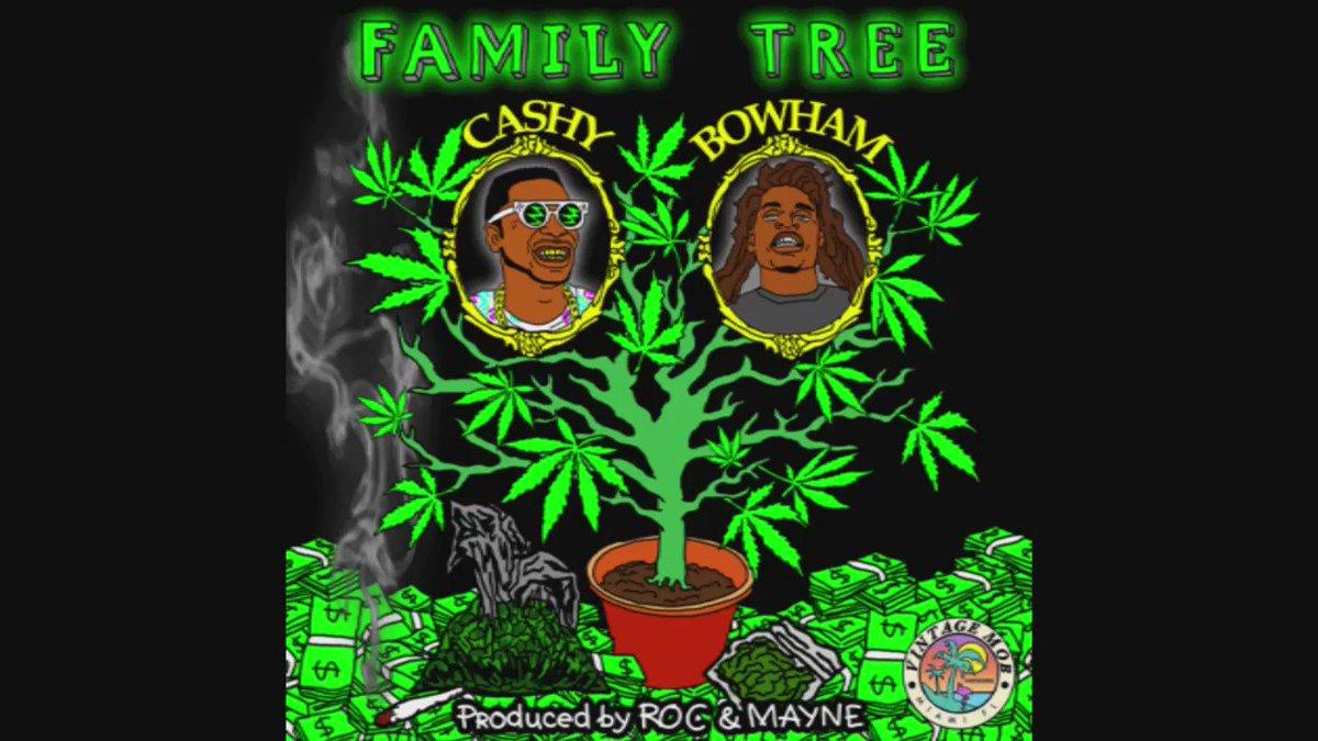 "50 RT's & I Will Drop  ""Family Tree"" Ft. @BowHamKam ( Produced By: @RocNMayne ) #VintageMOB https://t.co/icE5h7vgbG"