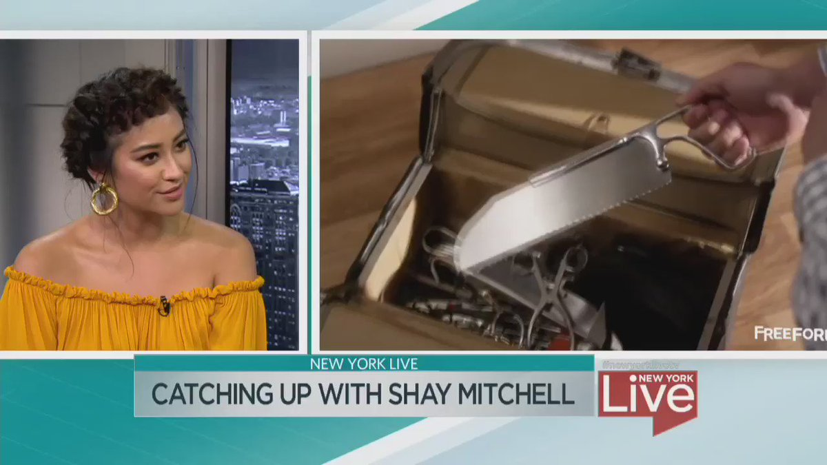 Will S7 be the end 4 @PLLTVSeries ? @shaymitch had a very telling answer... Full interview: https://t.co/PZiA1c2rvi https://t.co/u1hmTm8buI