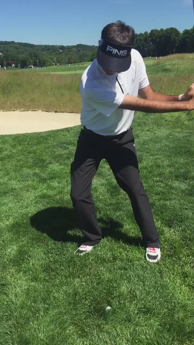 Workin on my short game #usopen #sportscenter #sctop10 https://t.co/VLExxYAhiv