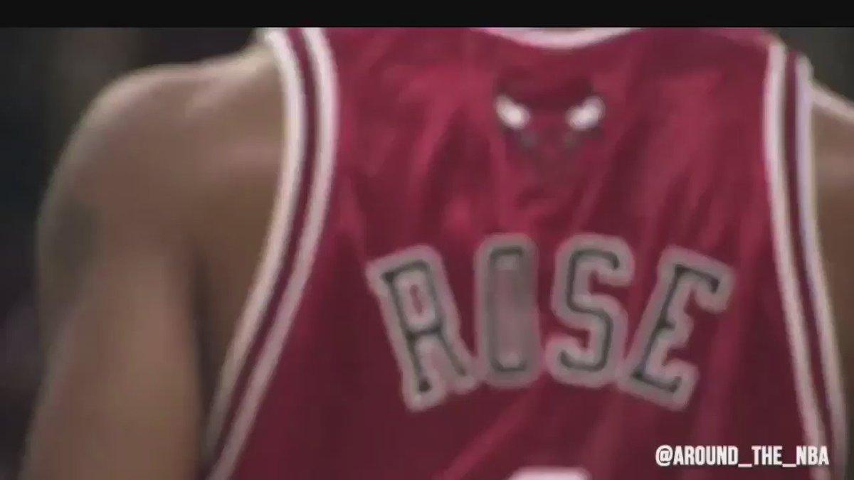 NBA RETWEET's photo on Rose