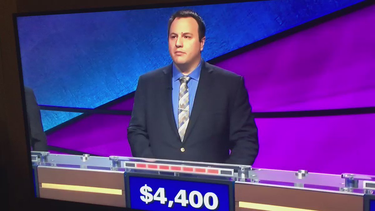 That thing when the @SacramentoKings are on Jeopardy.  What is #HereWeRoar, Alex? https://t.co/XAw57DeLMO