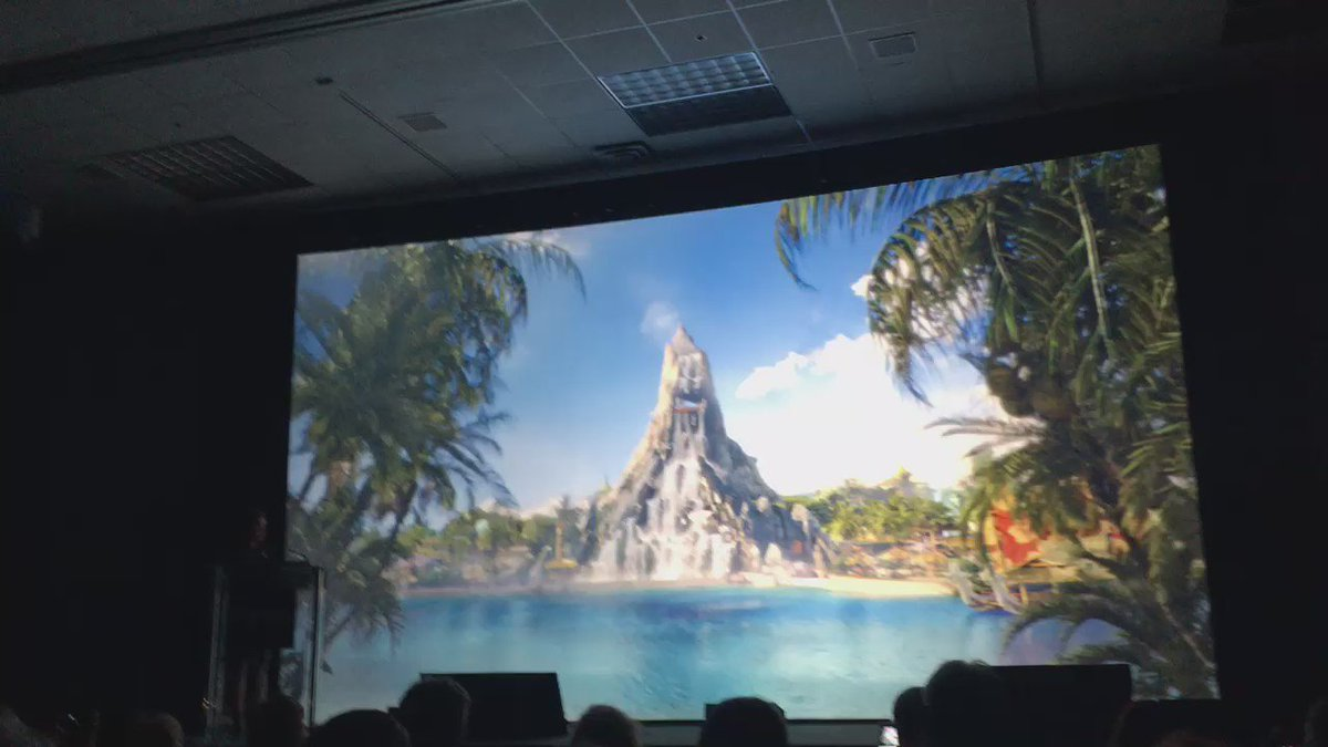 Volcano Bay- new themed water park @UniversalORL coming in 2017 #IPW16 https://t.co/Ipqxawxbcw