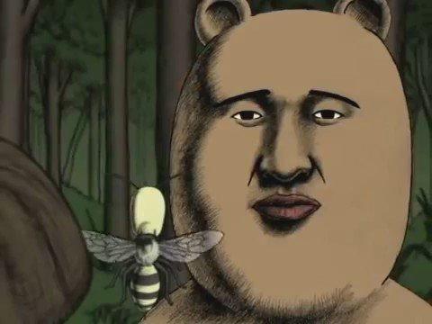 アニメ『森の安藤』