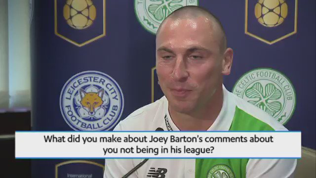 Can't stand Scott Brown but to be fair to him he's done Joey Barton a belter https://t.co/MHVgnGXerL