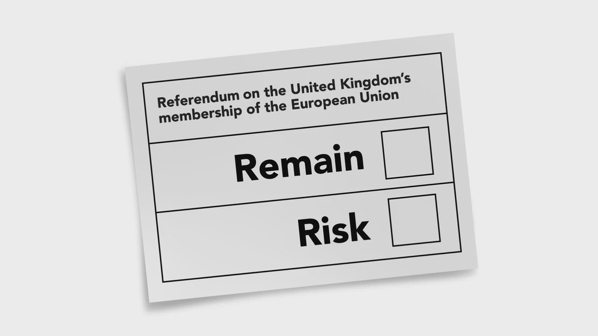 Retweet! #VoteRemain #EUref https://t.co/7X9b84Mpi1