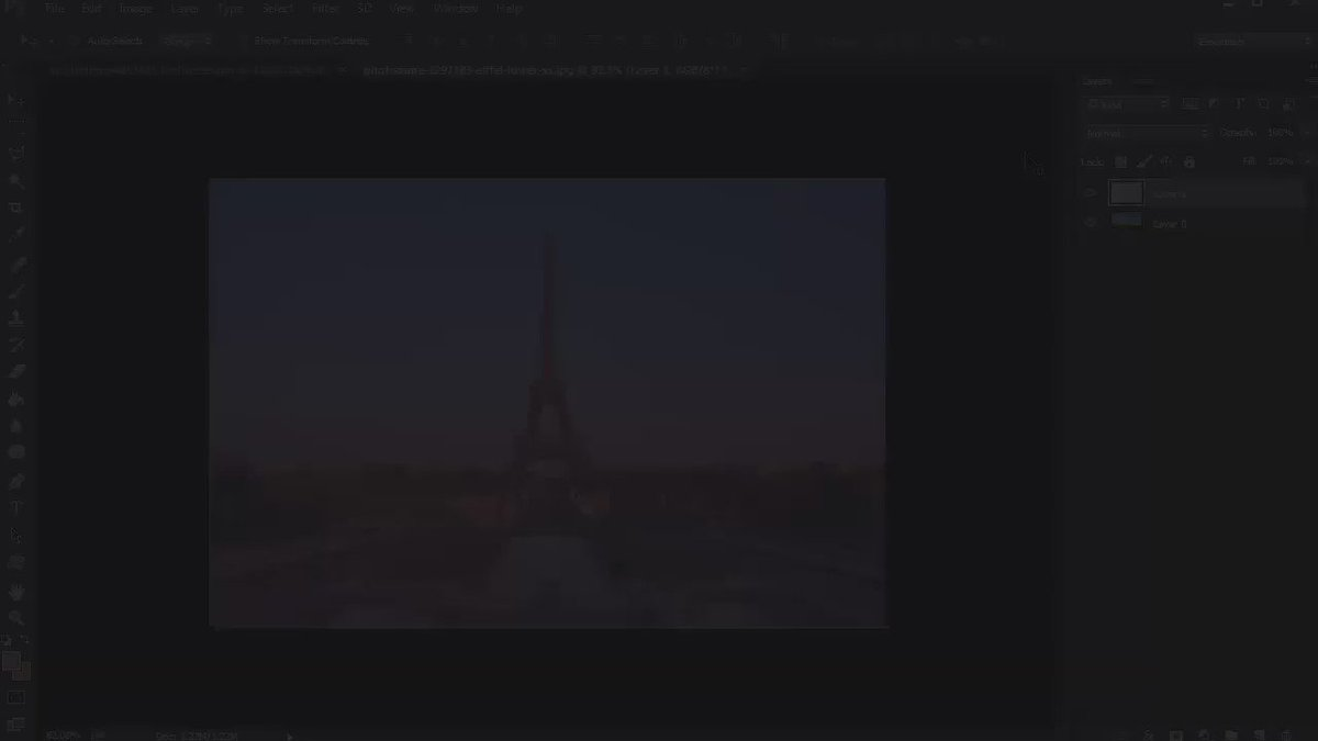 Want to learn about Photoshop's layer modes? Take a minute for this 60 second tutorial. https://t.co/tokrdRYJc6