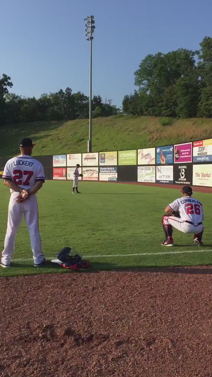 Your battery for tonight: 2015 1st round pick Kolby Allard and 2016 2nd round pick Brett Cumberland https://t.co/WkL5YQOQm2
