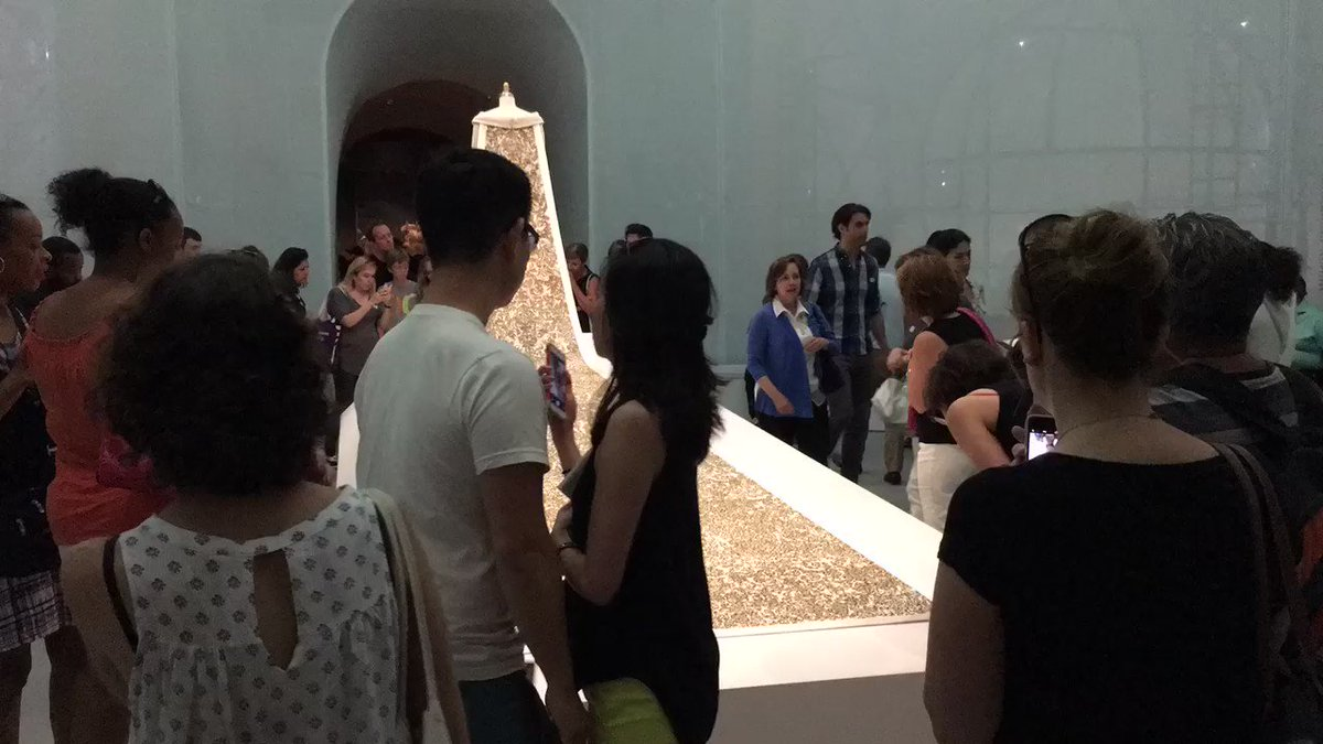 Some days are particularly magical... @metmuseum in NYC  #artsed #arted