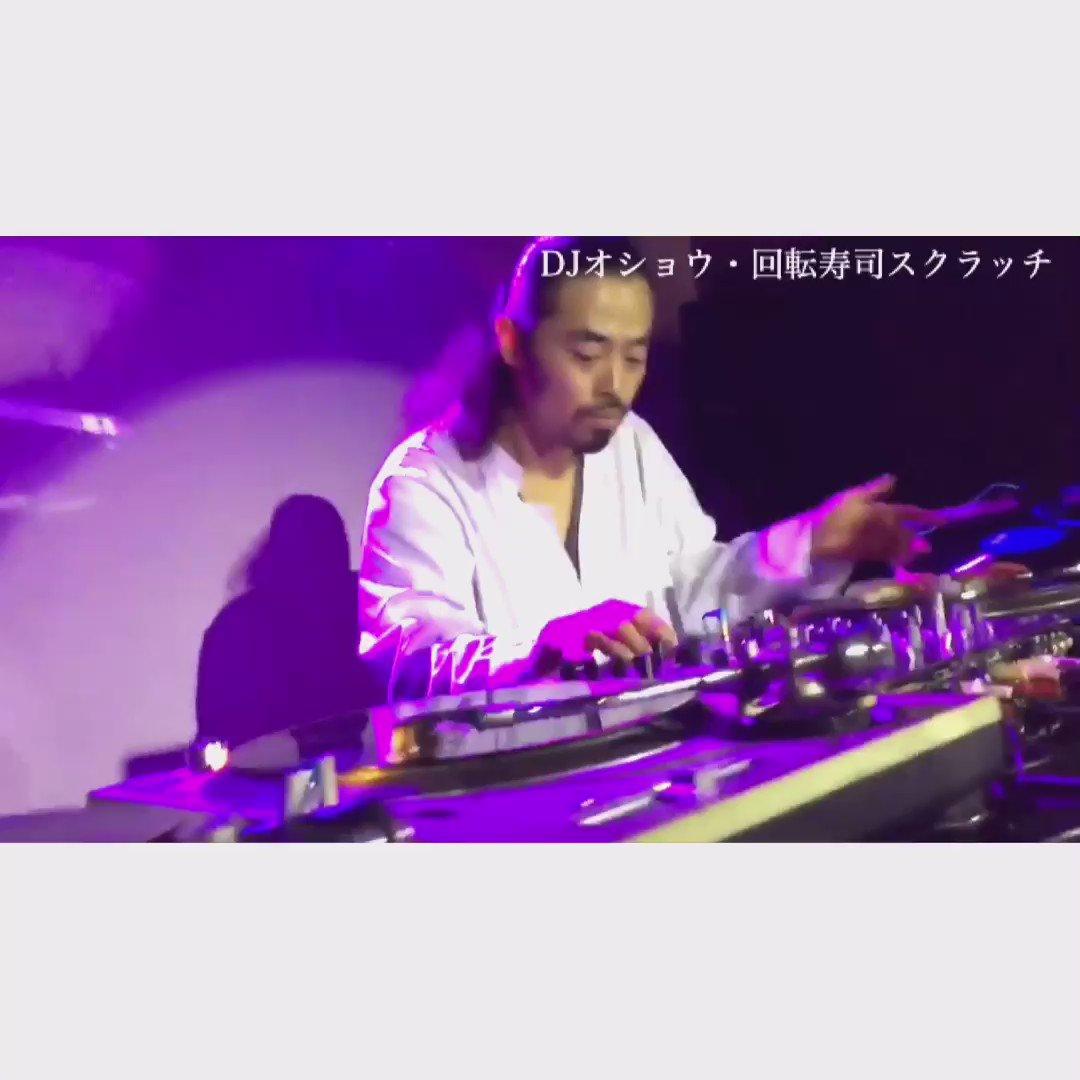 DJ中に食事 https://t.co/GQCHHNdkM8