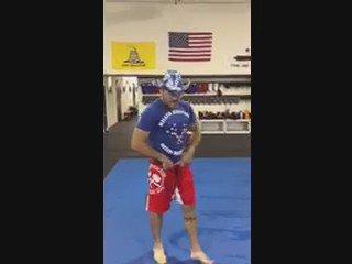 I'm a Macho Man! #UFC200 #America @ufc https://t.co/XhAe4M24Y1