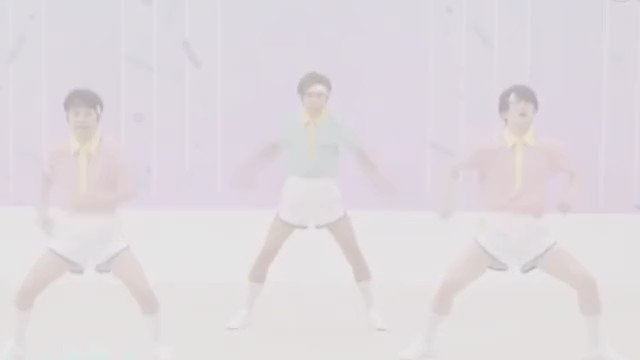 バッキバキ体操 × BOY MEETS GIRL  #バッキバキ体操 #バキバキ体操 https://t.co/R58WSzFsbM