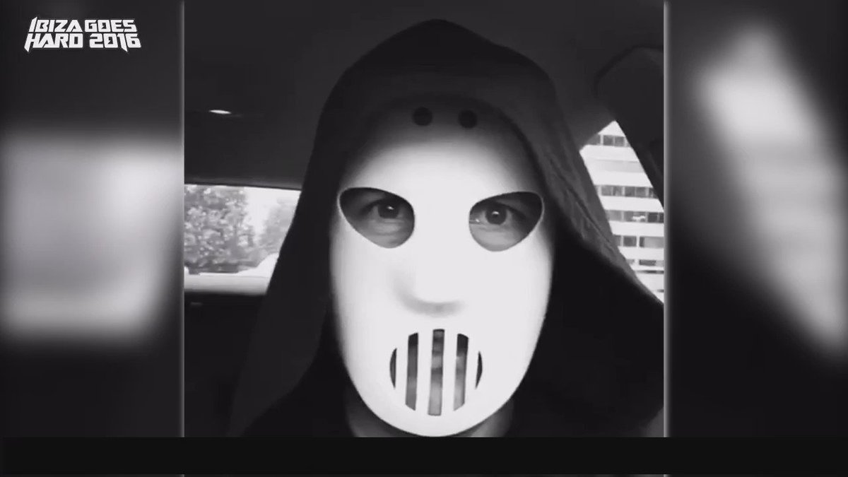 #IBIZAGOESHARD tonight! The finest in #hardcore artists.. and @dj_angerfist has a message for you. https://t.co/KY7tTLK84m