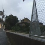 25メートル先に落雷!?ほんと直撃しなくてよかった…死ぬかと思った!