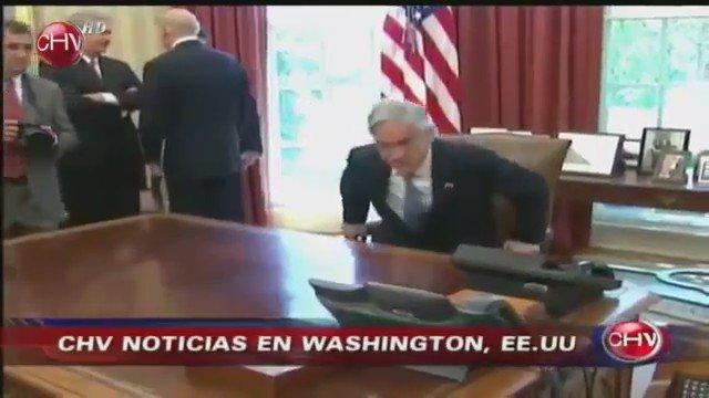 A propósito del 4 de julio: el día que ni Obama se creía lo que Piñera hacía. https://t.co/dm2VFtQCiJ