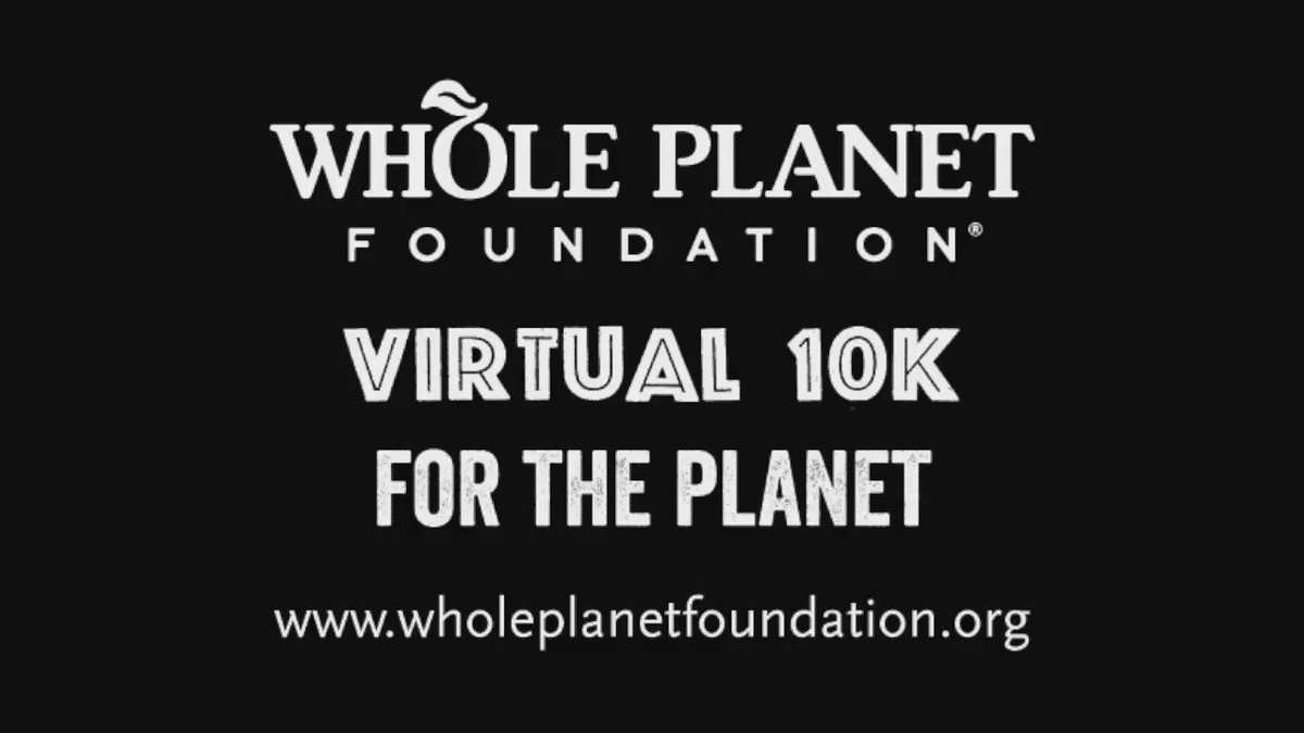 Run in the Virtual #10KforthePlanet July 14-18. Register here: https://t.co/D6Ap9NLGQ1 https://t.co/JbL109LoHy