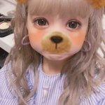 藤田ニコルがSnowでクマになったら、一般人とは比べものにならない可愛さ!