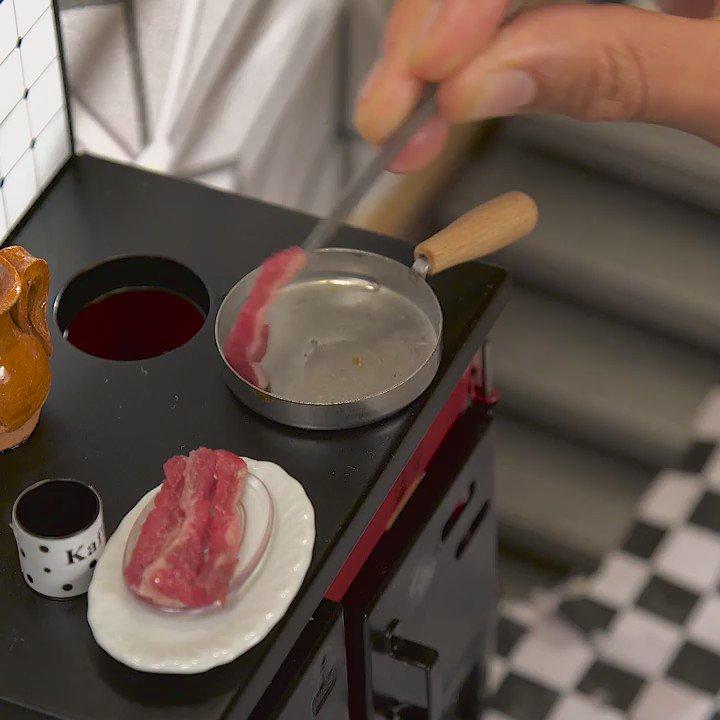 "Tiny Kitchen Tuesdays Tastemade: Tastemade On Twitter: ""TINY KITCHEN: Tiny Fajitas. RECIPE"