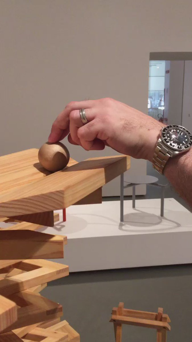 Amazeballs: KO-TONE Spiral Zylophone, Invisible Designs Lab, Japan. From La Triennale di Milano XX1T https://t.co/QF5QHsPZ2B