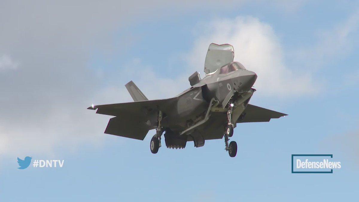Farnborough: The F-35 Takes to the Skies, check out: https://t.co/18BHC7PEhW @defense_news  @FIAFarnborough