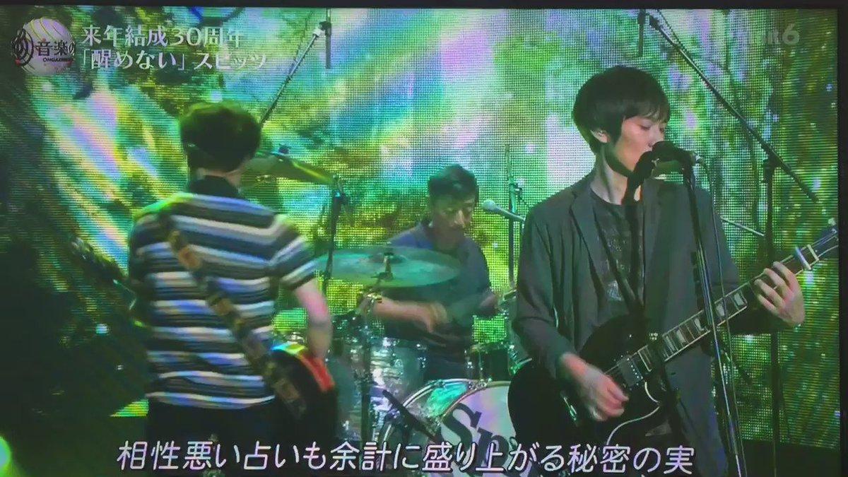 の 日 スピッツ 音楽