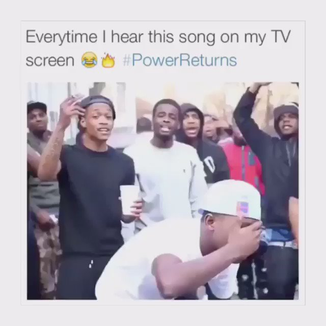 Every Time I hear at #PowerReturns #PowerPremiere