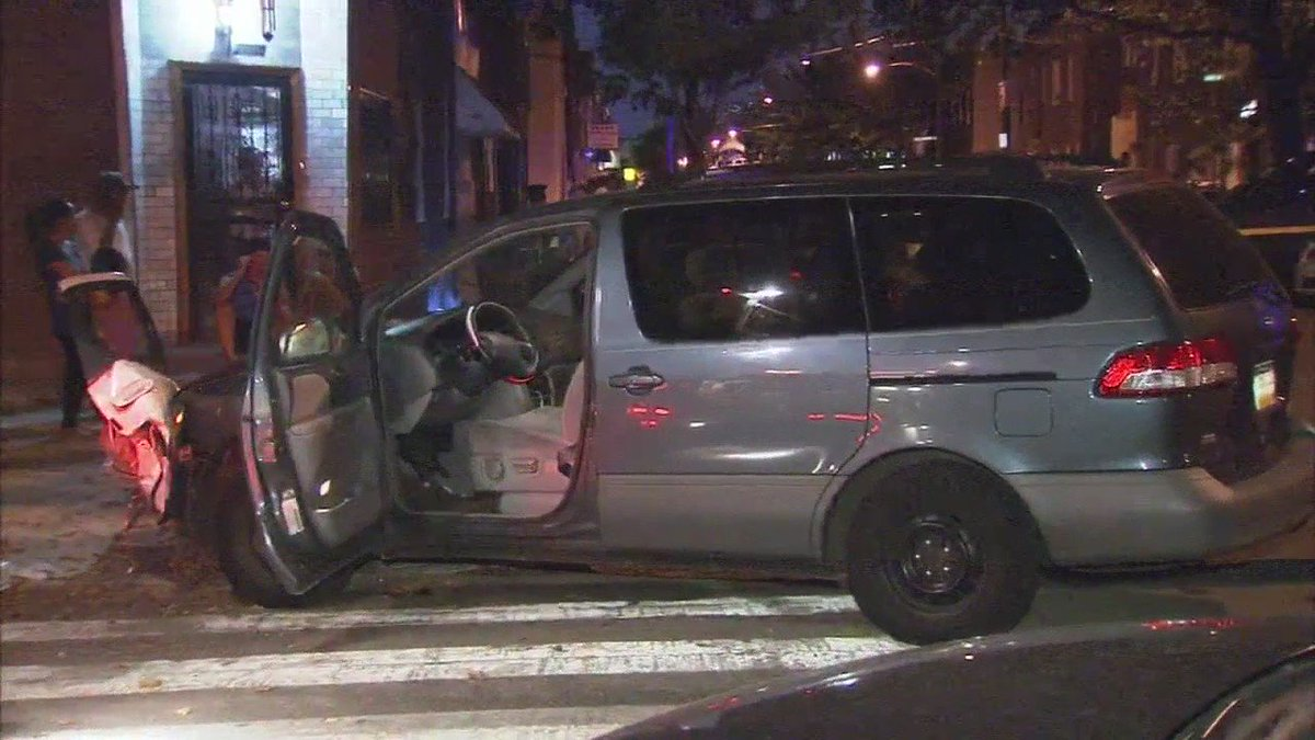 1 dead, 8 injured in South Philadelphia hit-and-run