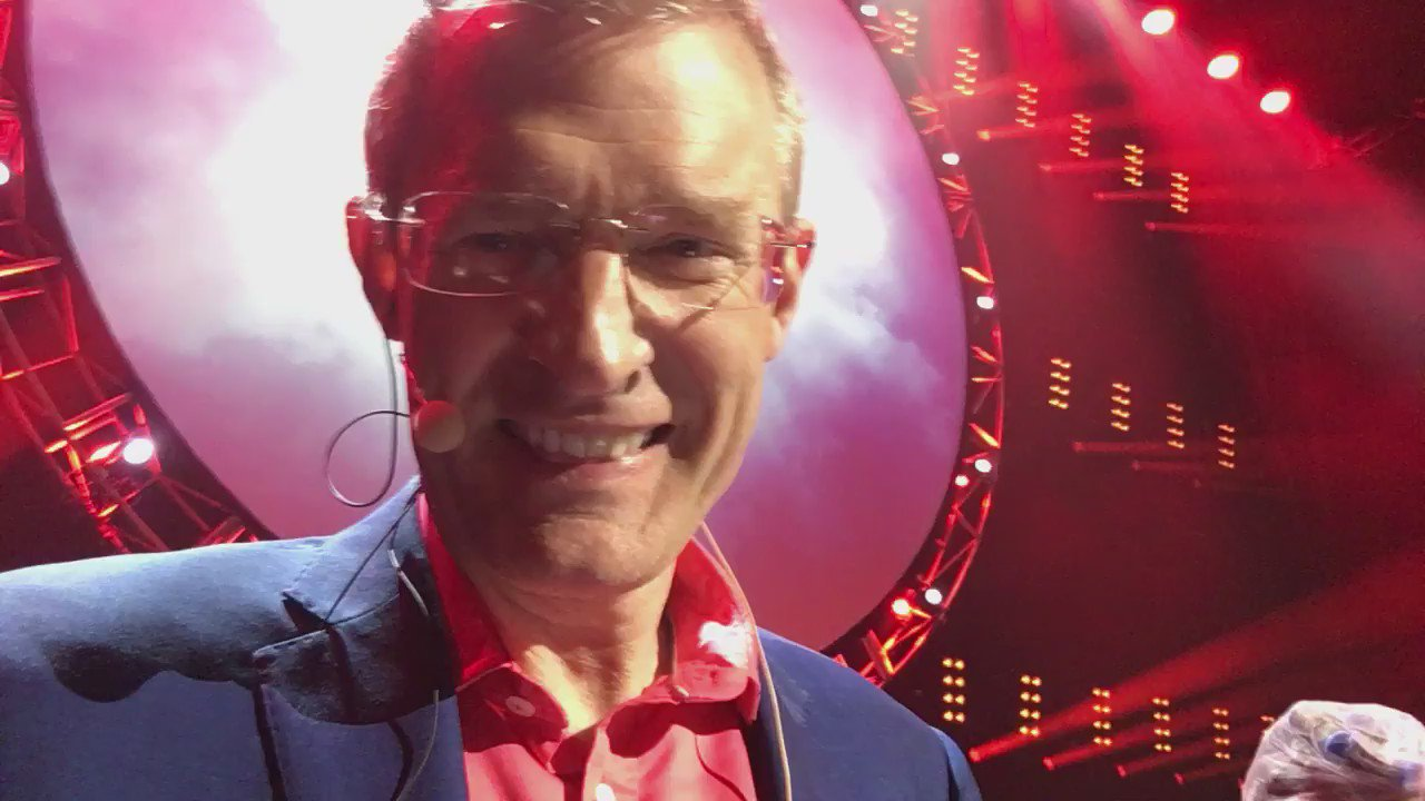 Lawdy. This @WC66 special today at 3pm is going to be WILD!  @louiseminchin  #SSEWembleyArena https://t.co/MQmueCDDUo