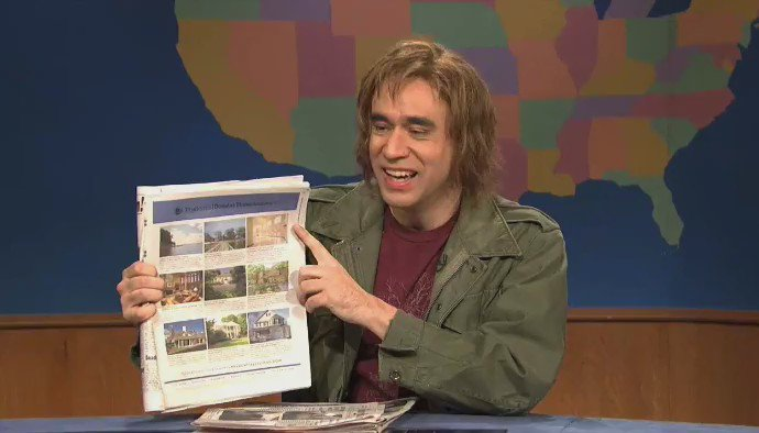 Donald Trump reminds me of this Fred Armisen character who can't finish a single sentence