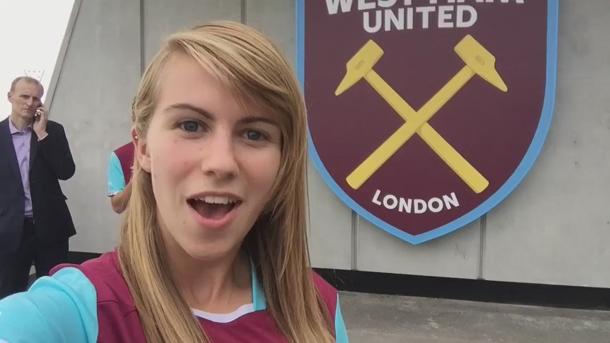 Here's why you should choose me to be the next #WHUpresenter @whufc_official #COYI ⚒⚽️ https://t.co/y9bwIHkmK0