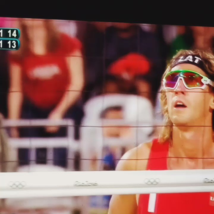 Exciting win by Latvian Beach Volleyball team over Canada! #Latvia #Rio2016 @SamoilovSmedins @samoilovs https://t.co/oEyiEkNJdm