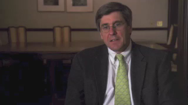 "Stephen Moore (senior economic adviser to the Trump campaign): ""Capitalism is a lot more important than democracy."""