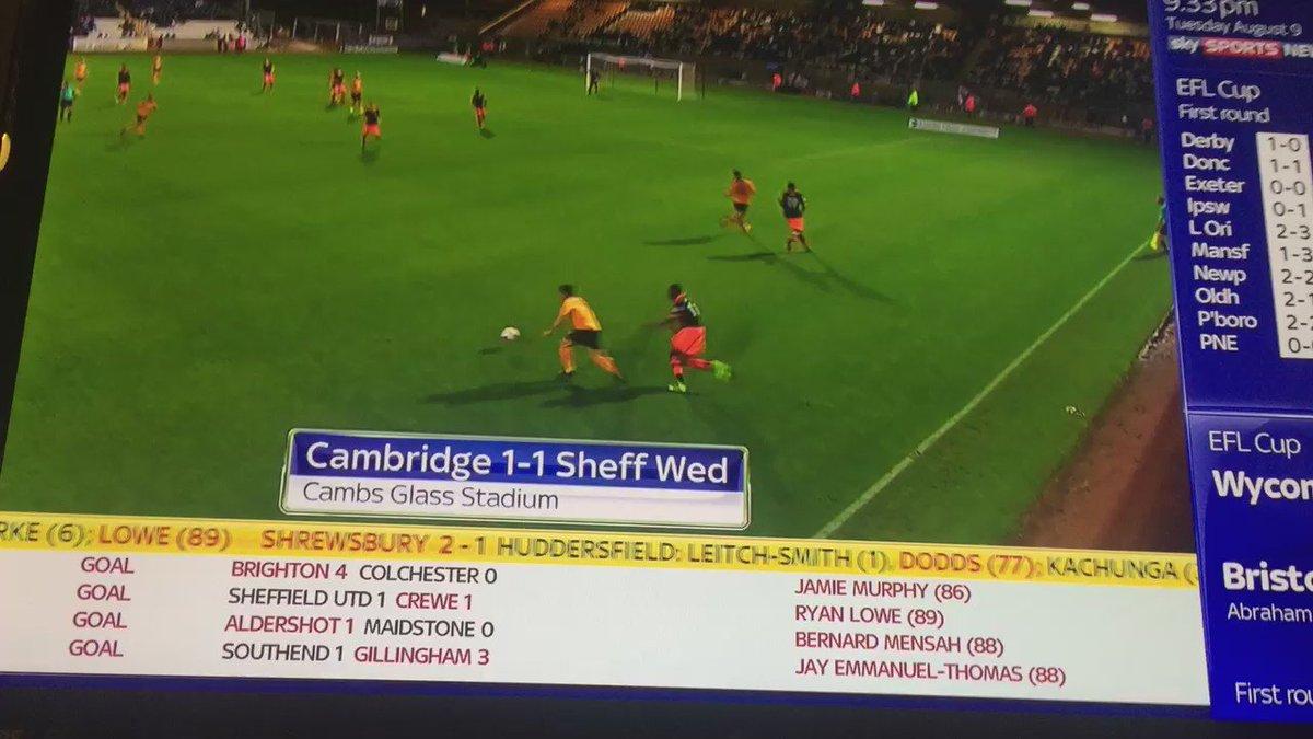 Goal Cambridge https://t.co/6RjCVeN7ht