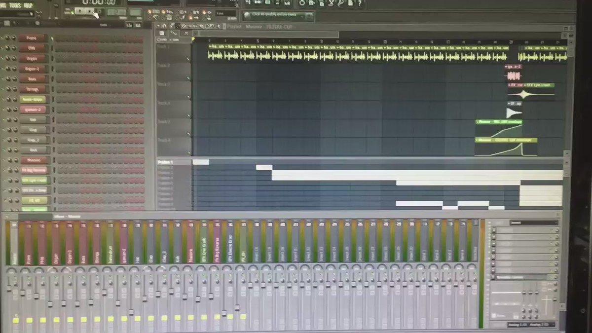 何番煎じかわからんけど、僕も花澤香菜さんの声ドラムで曲を作りたかった。 https://t.co/DM4HOInYLo