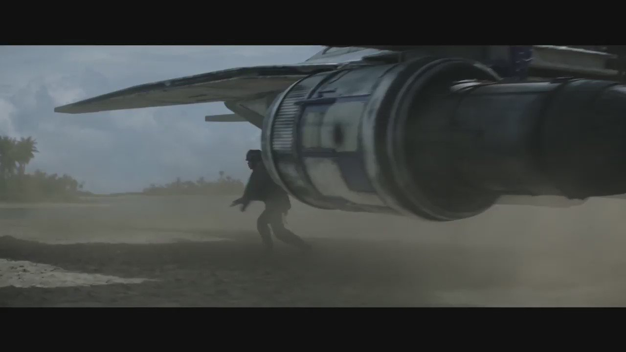 Icelandic commentator from #Euro2016 commentates on #RogueOne trailer. https://t.co/mSfqygsqPr