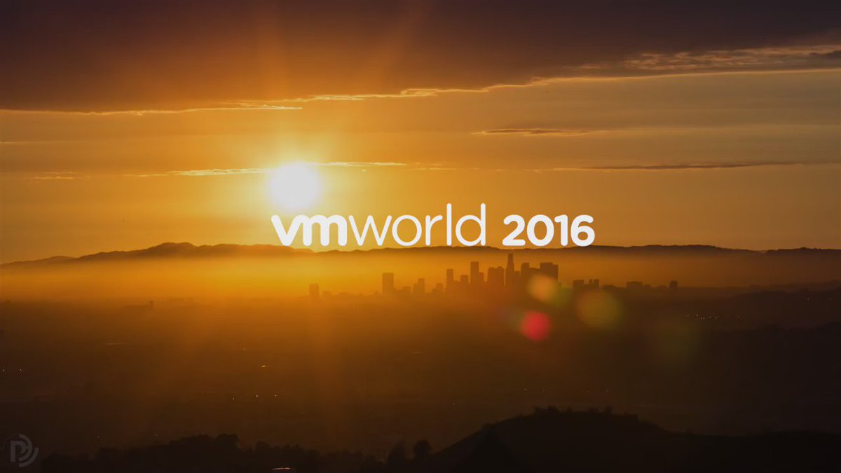 #VMworld 2016: THE conference for IT & infrastructure #beTOMORROW https://t.co/SfXoJd0liW https://t.co/czvb8cFQY6