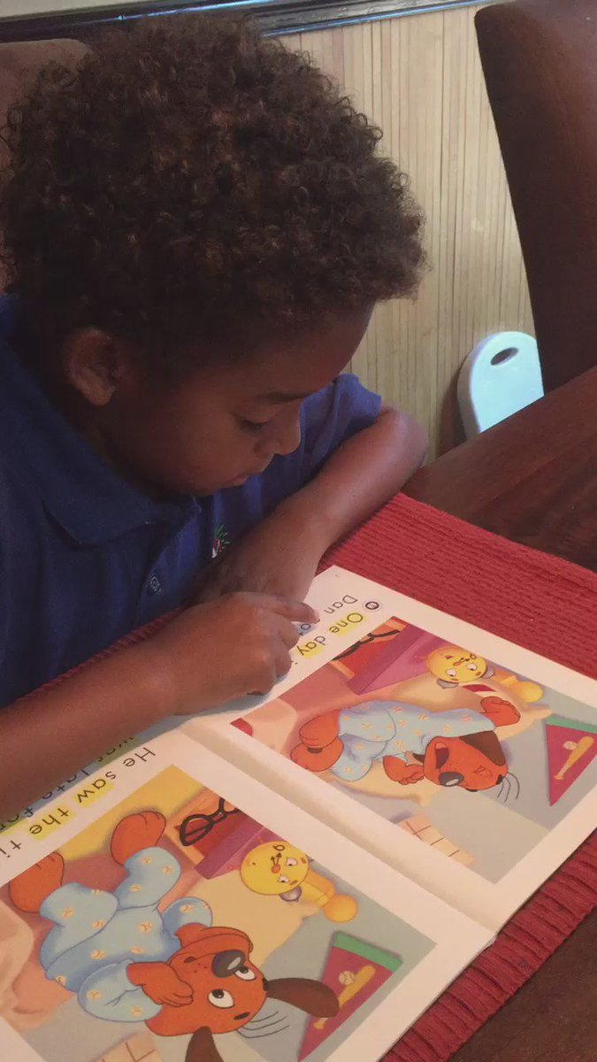 Learning to read increases self esteem. I believe in it. I love that my 5 year old loves books like I do.