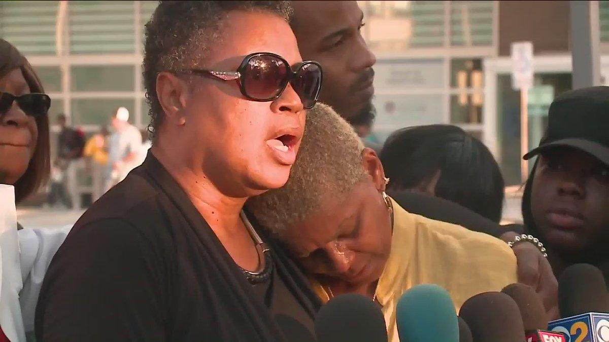 Pastor Jolinda Wade speaks to media after niece shot and killed on Chicago's South Side