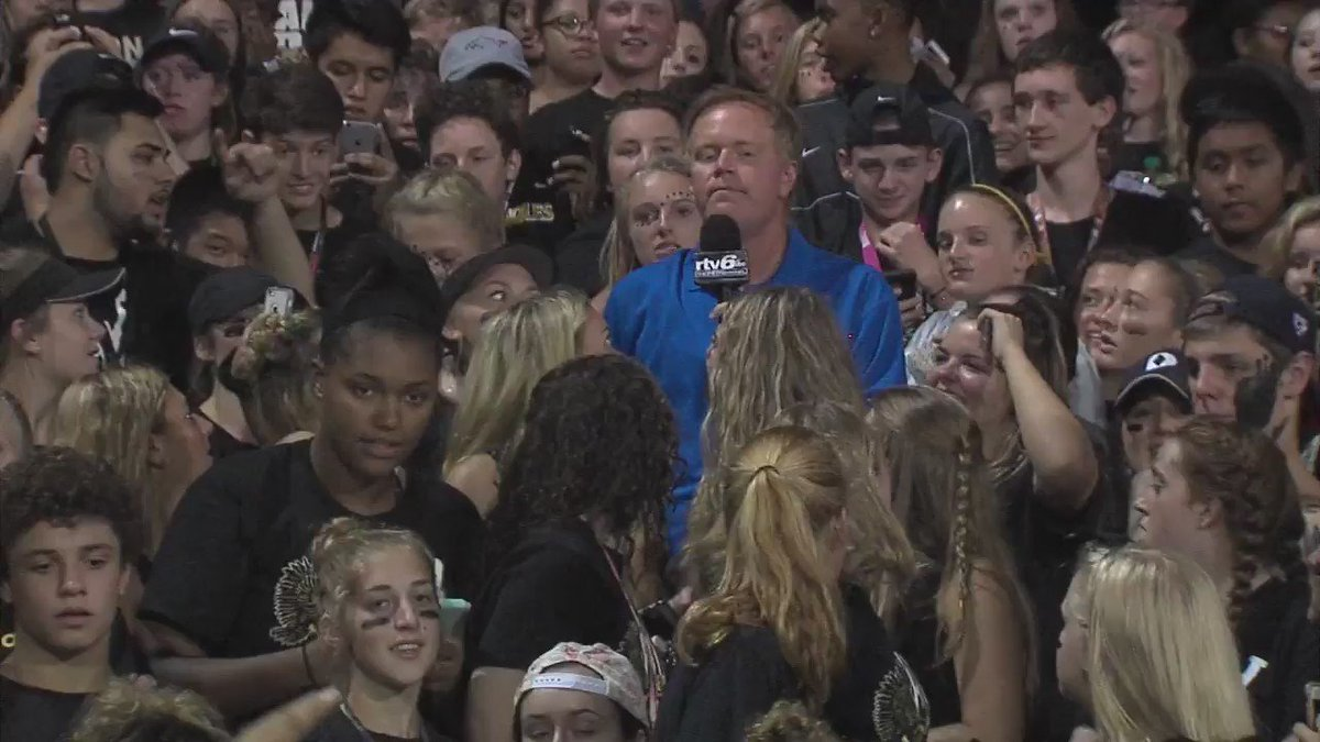 The @OrioleArmy never disappoints! Thanks guys! Look forward to our next trip to @OrioleAthletics! FFFonRTV6 @rtv6