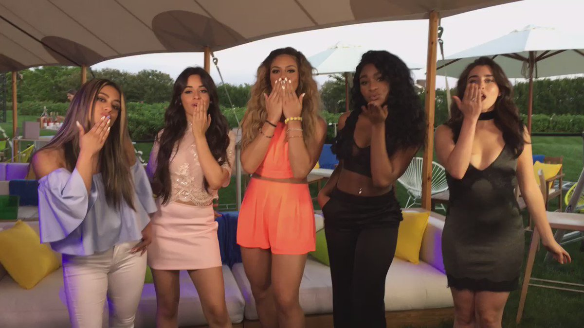 We ❤️ @FifthHarmony! Thanks for helping us #SaveTheMusic