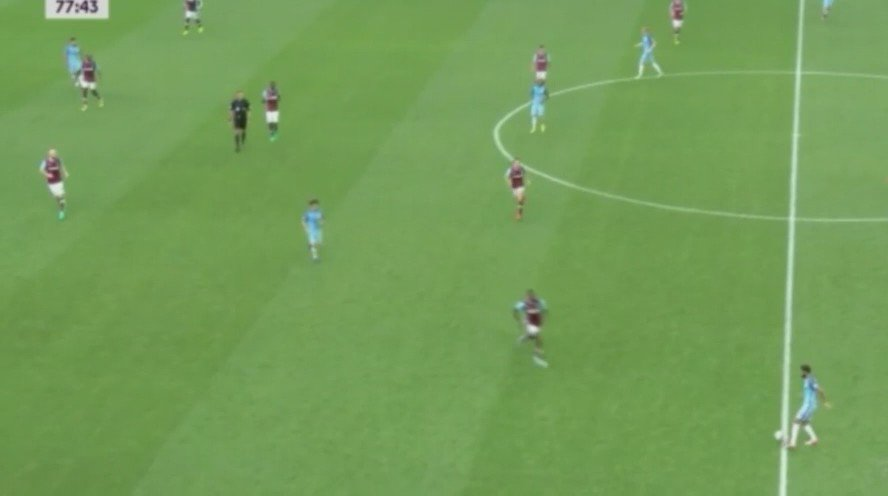Samir Nasri - @ManCity vs West Ham https://t.co/ZhXZ7tqC3h