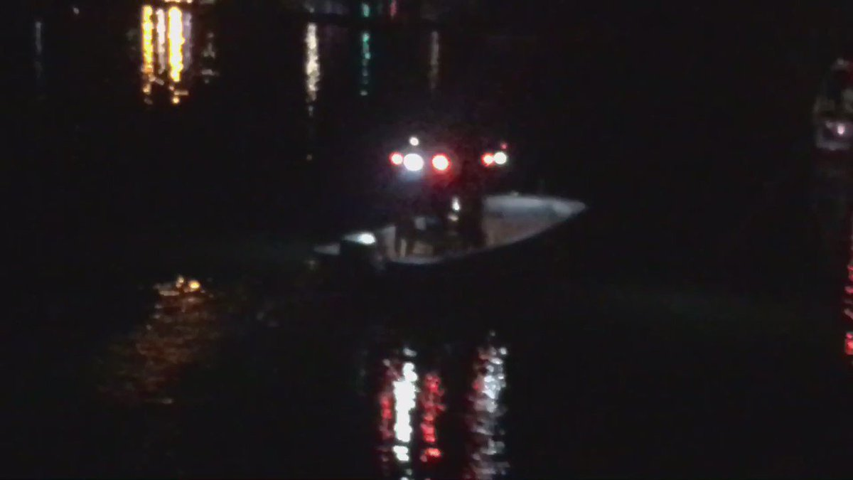 Recover crews looking for construction worker who fell into Catawba and drowned. WCNC BREAKING